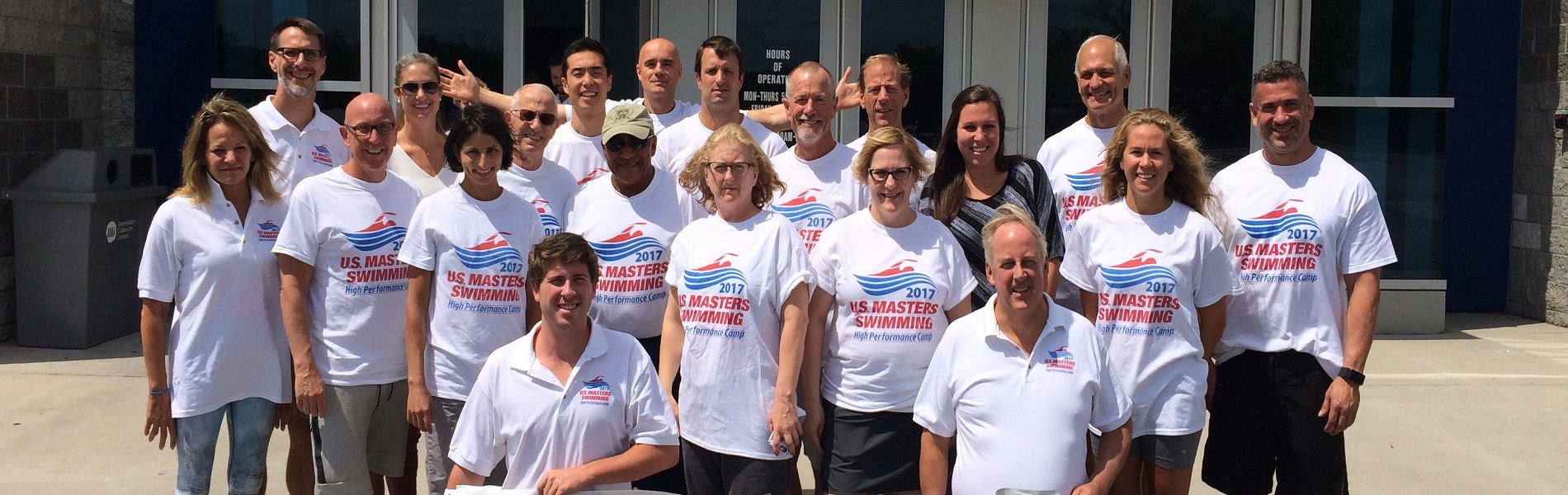 U.S. Masters Swimming High Performance Camp