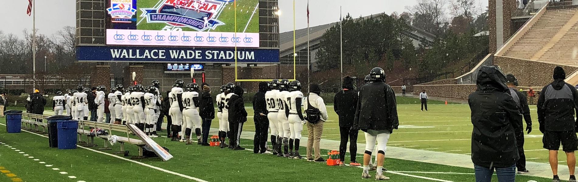 North Carolina High School Football Championships at Duke University